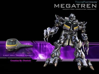 Transformer Decepticons 6