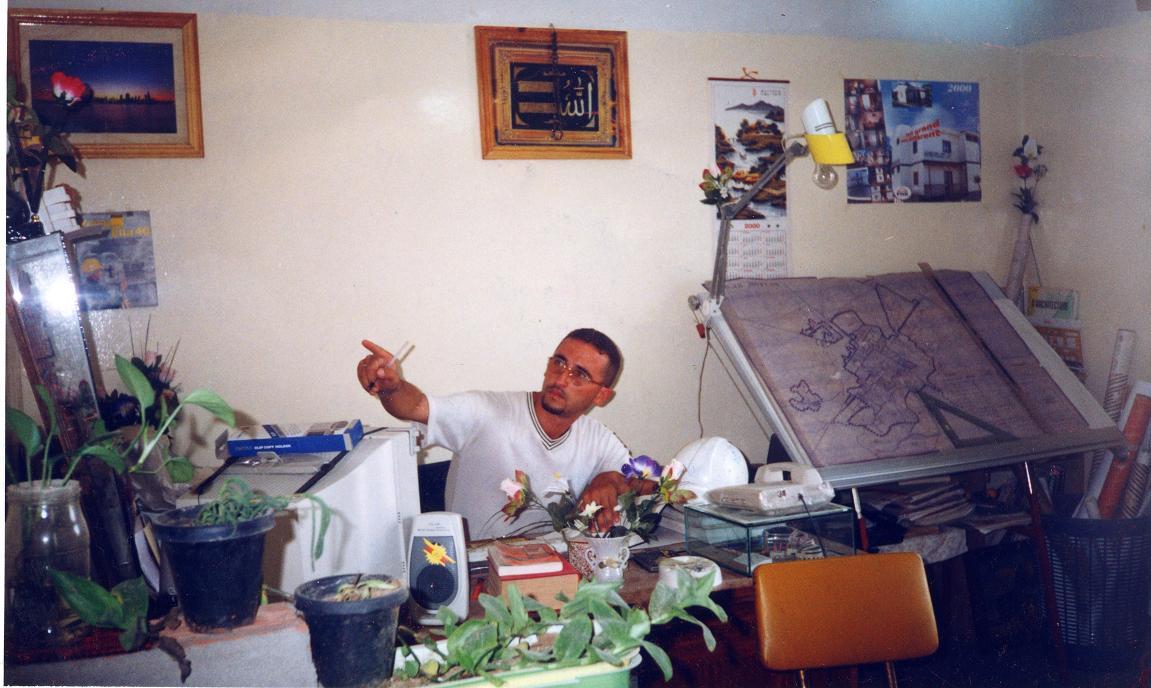 cv architecte algerie