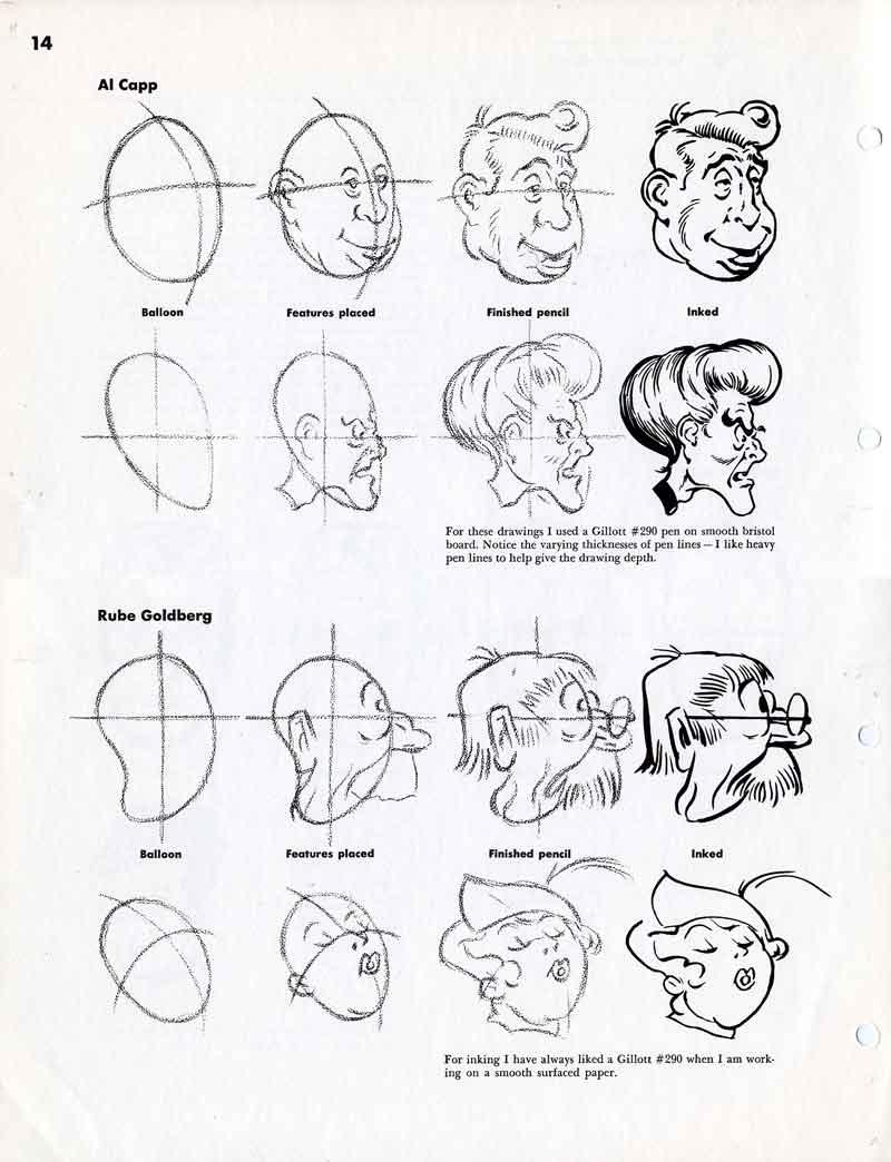 RAMONLANDIA ANIMATED CARTOONS: Cartoon Course 4