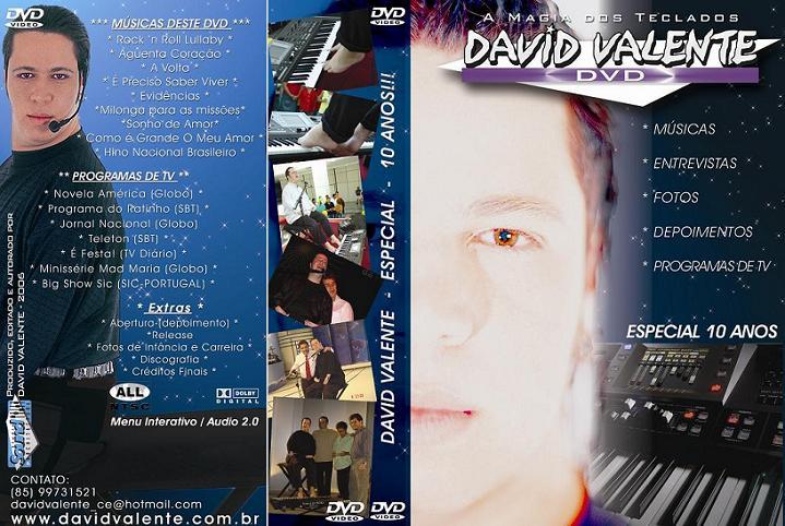 David Valente - DVD - Especial - 10 Anos de Carreira