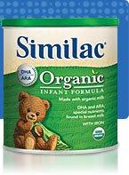 Sustainababe Similac Organic Formula