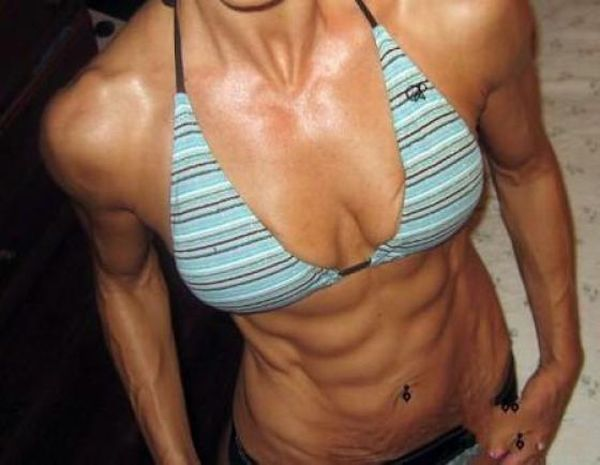 Women With Six Pack Abs-4175
