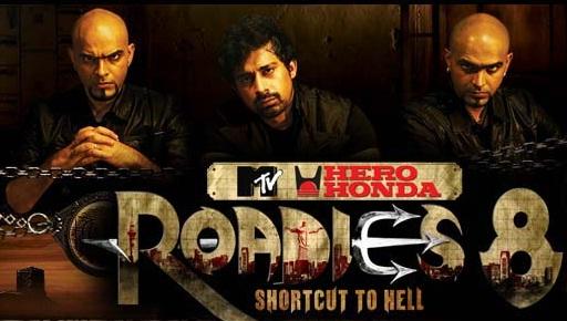 MTV Roadies 8.0 Watch online - Live Streaming