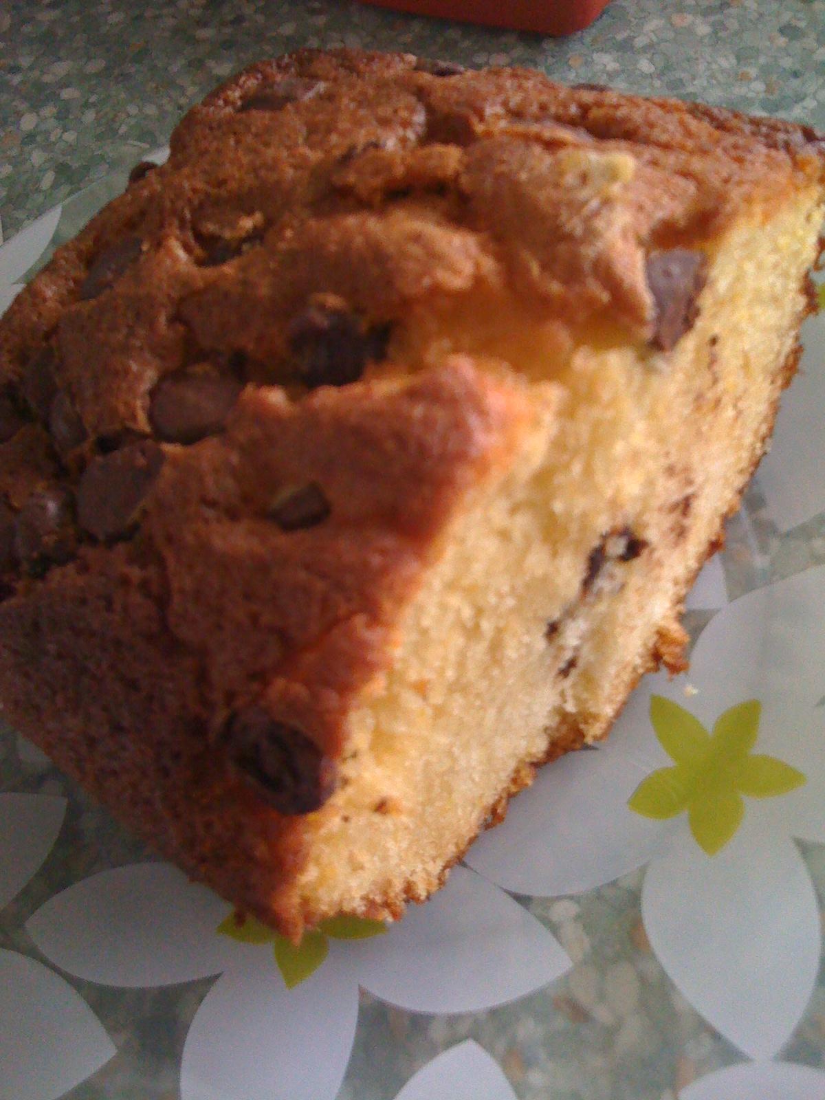 Recette De Cake Au Chocolat Et Au Yahourt