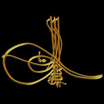 [Resim: Sultan+1.Ahmet+Tu%C4%9Fras%C4%B1.jpg]