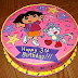 Dora The Explorer Birthday Cake | Dora The Explorer Birthday Cake Ideas 2011 | Dora The Explorer Birthday Cake Toppers 2011