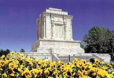 آرامگاه فردوسی(شهر توس - مشهد)