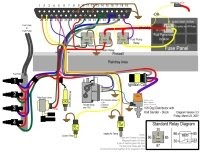 Car Wiring Diagrams: Car wiring diagram: block safety