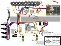 Car Wiring Diagrams: Car wiring diagram: block safety