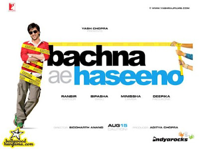 Download Bachna Ae Haseeno (2008) audio songs | Download mp3 songs Bachna Ae Haseeno (2008) | 128 kbps | CD-Rip