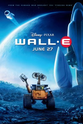 Download or Watch online WALL-E 2008 Hollywood English movie WALL-E 2008 DVD-Rip 700 MB