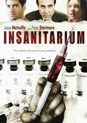 Watch online Hollywood movie Insanitarium (2008), DVD-Rip XviD print, Avi format Download, Download from Zshare links