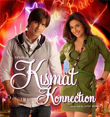 Watch online Kismat Konnection (2008) Movie | Download DVD-Rip Xvid .avi 700 Mb file | High quality video.