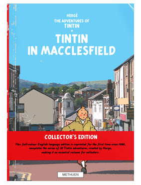 tintin in macclesfield