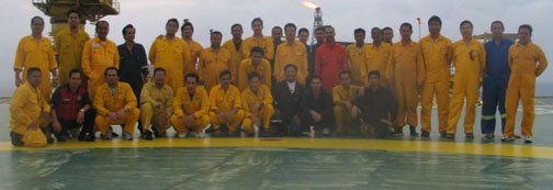 Offshore members