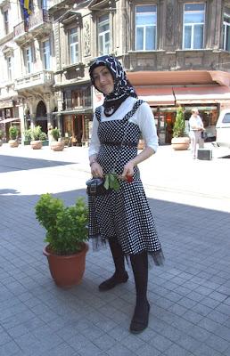 her t�rden bayan sokak giyim