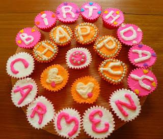 23rd april - Happy birthday carmen images ...