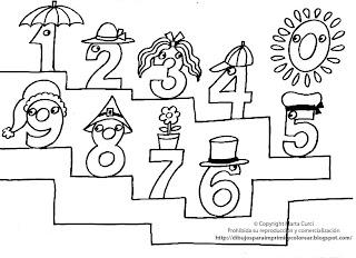 Dibujos para imprimir y colorear gratis para niños: Dibujo de