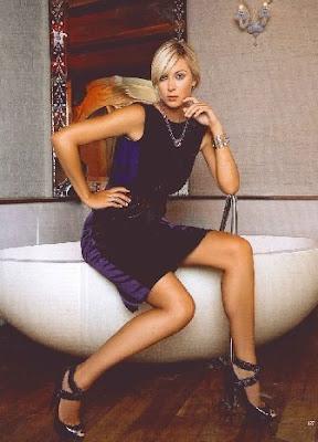 maria sharapova model