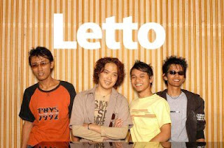 Letto Band.Musik Asyik Band Letto