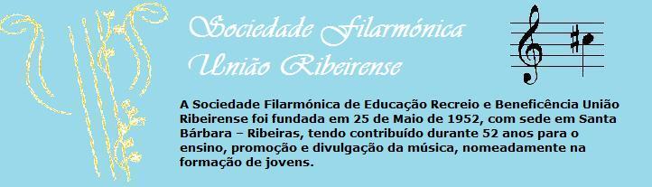 Sociedade Filarmonica União Ribeirense