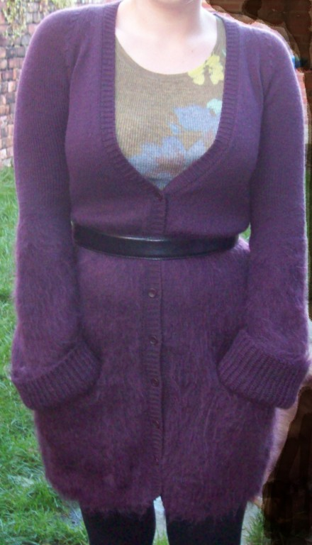 How to ruin a £300 cardigan: Dylon disaster | Fashion