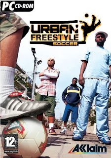 URBAN Freestyle Soccer PC RIP