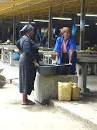 Mercado em Matola