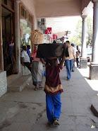 A criança em Maputo