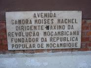 Avenida Samora Machel