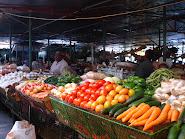 Mercado Central (posto de fruta)