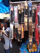 Mercado Central (posto de cabelos)
