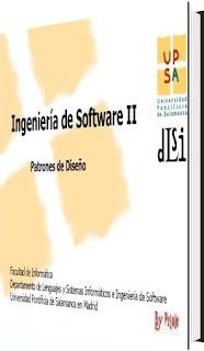 Ingenieria del Software II – Patrones de Diseño