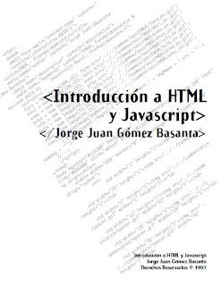 Introducción a HTML y Javascript