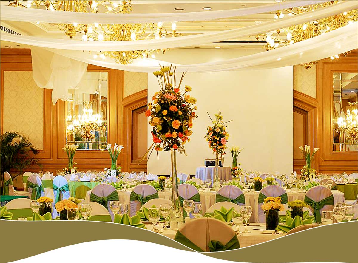 On The Gest Day Of Your Life A Wedding Anniversary Debut Prom Or Birthday You Can Count Expertise Heritage Hotel Manila S Catering