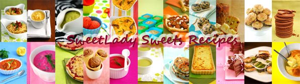 SweetLady Sweets Recipes
