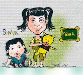 RHEA AND SANYA