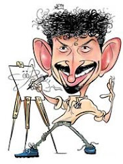 PRAKASH SHETTY-it's my brother-proffesionalcartoonist