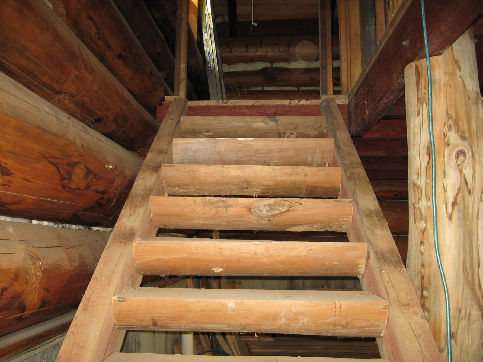 Rachel's Log Home Adventure: A Journey Of Learning To Walk
