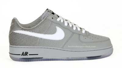 9a10aba94d04 Earlier this month news a preview of the upcoming Spring 2010 Nike and  Futura Air Force 1 Collection was shown and now we have images of the Matte  Silver ...