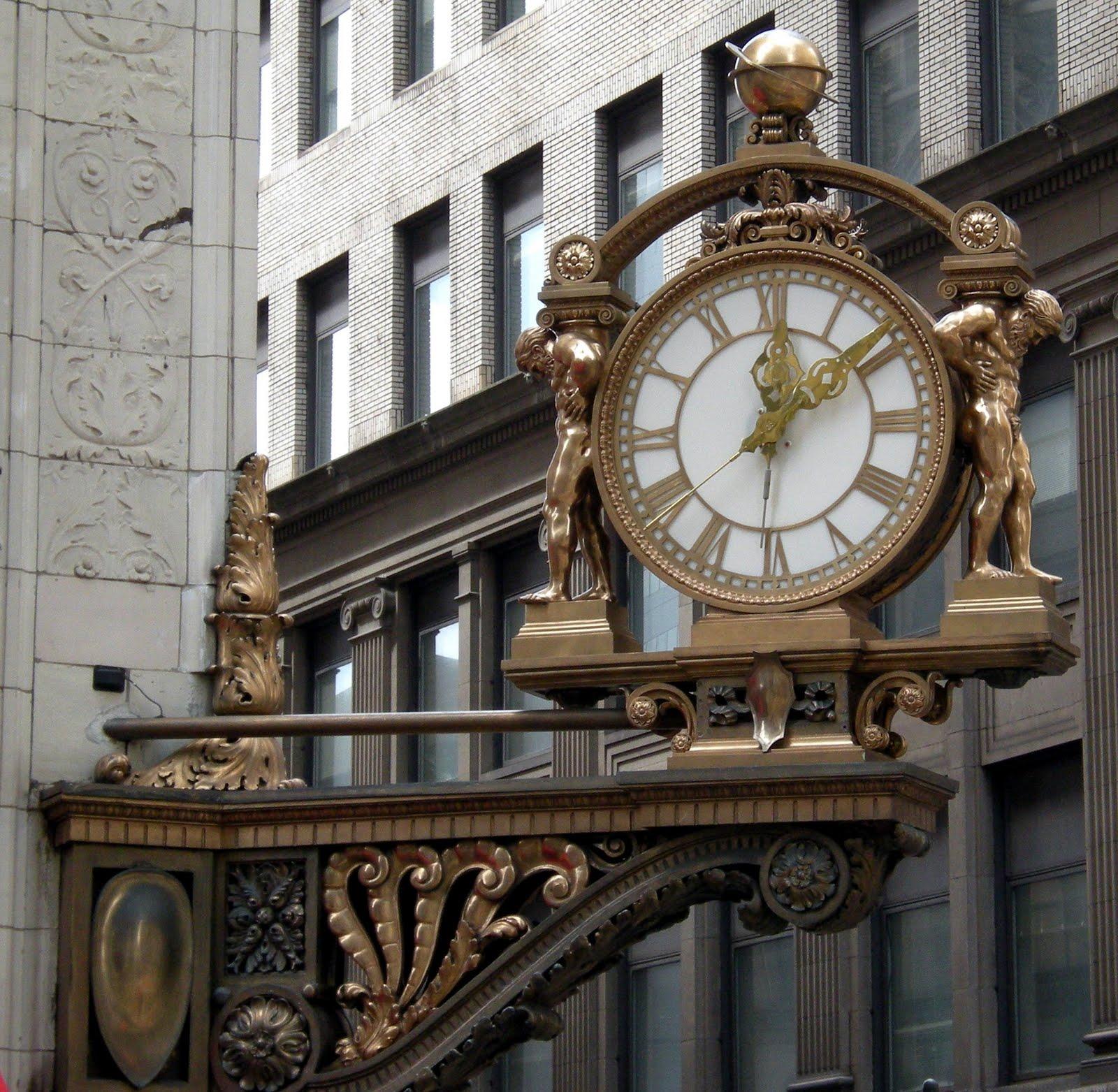 the mathematical tourist iiii versus iv on clocks