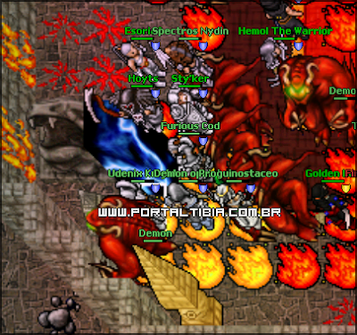 Ferumbras reaparece em Menera 8zmag1