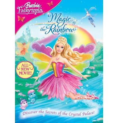 barbie dvd samleboks