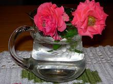 Roser til pynt
