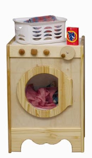 Little Colorado Makes Lovely Play Kitchen Items And Stands From Knotty Pine