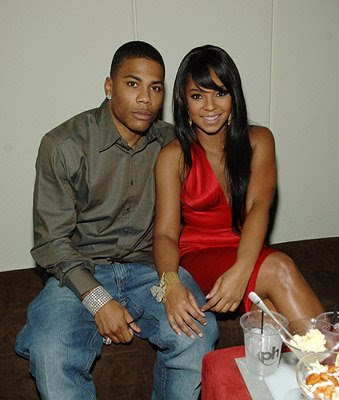 ashanti and nelly still dating