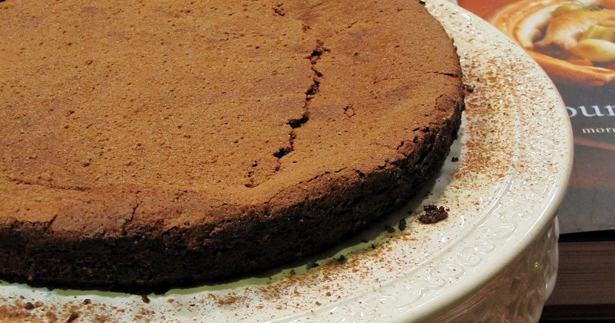 Dorie Greenspan Double Chocolate Mousse Cake Recipe