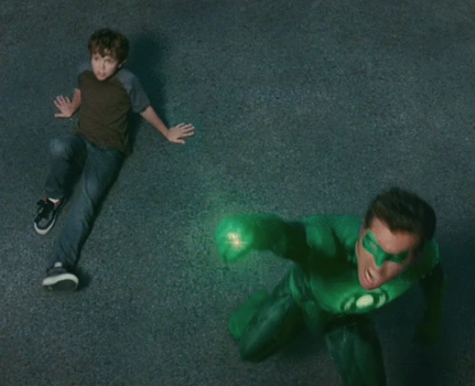 """Film Experience Blog: Yes, No, Maybe So: """"Green Lantern"""""""