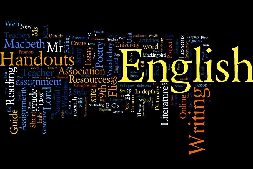 Mr. B-G's English Class Resources: Wordle Word Cloud