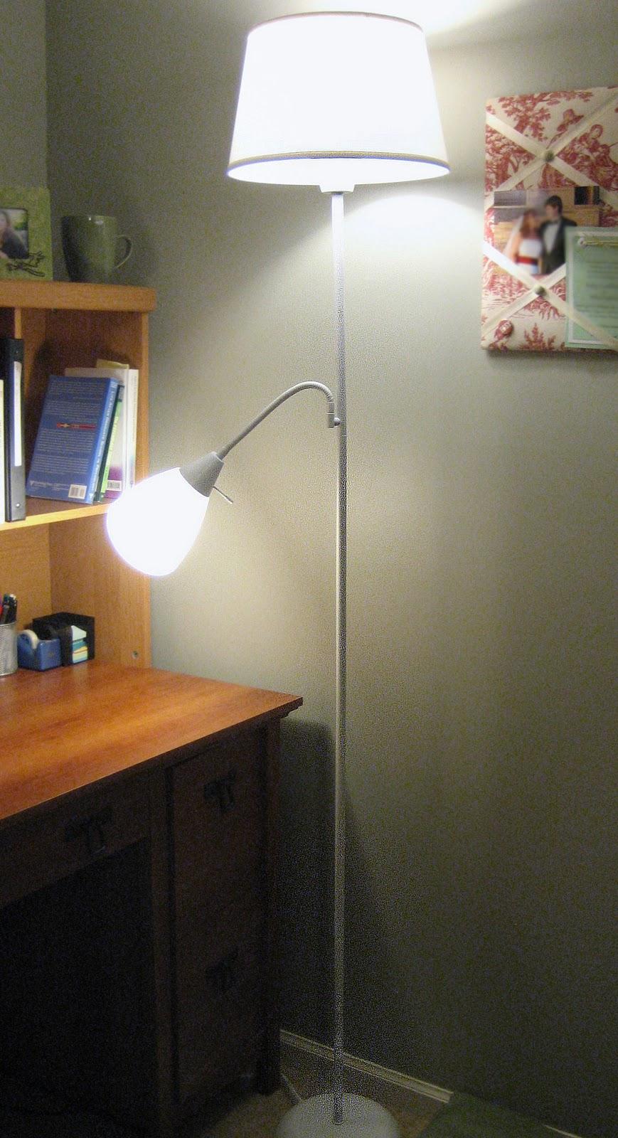 31 Diy Tutorial How To Transform A Floor Lamp With Spray